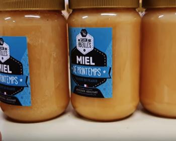 Cristalisation du miel